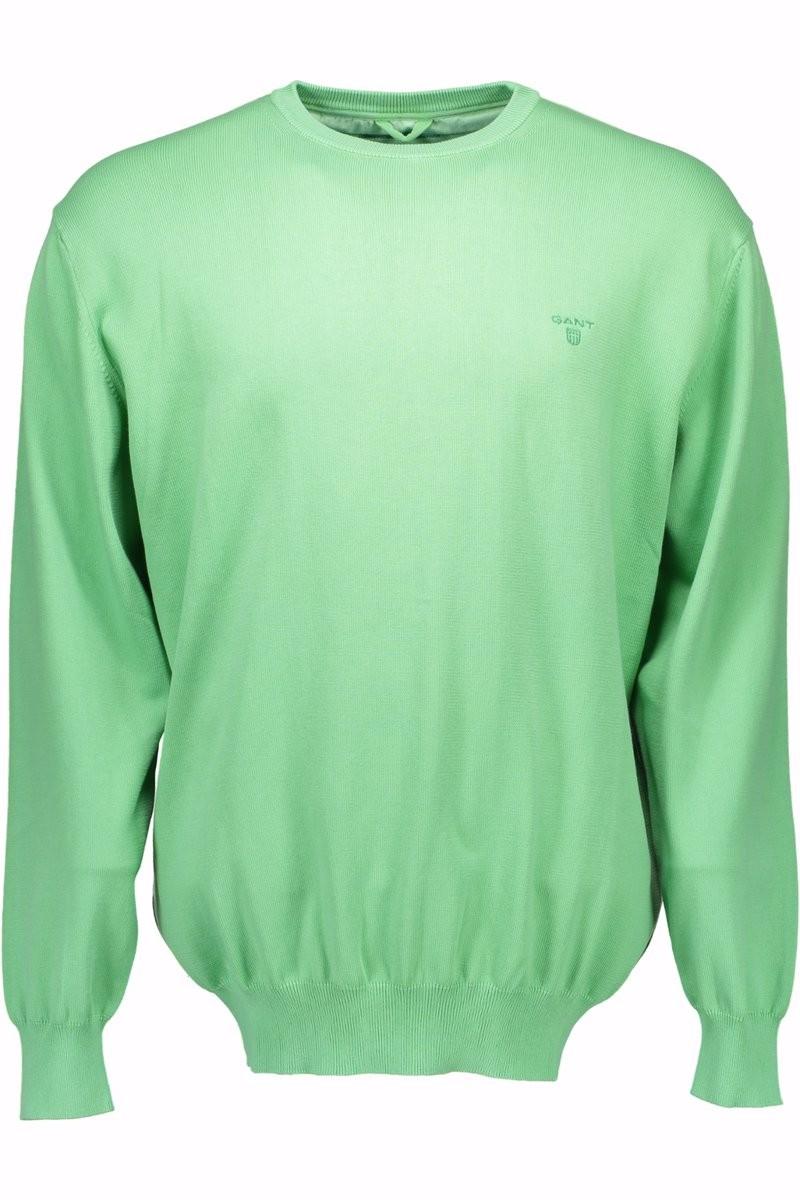 GR 51479 TUNISIA verde Gant Maglia Uomo Sped. in 2448 ore