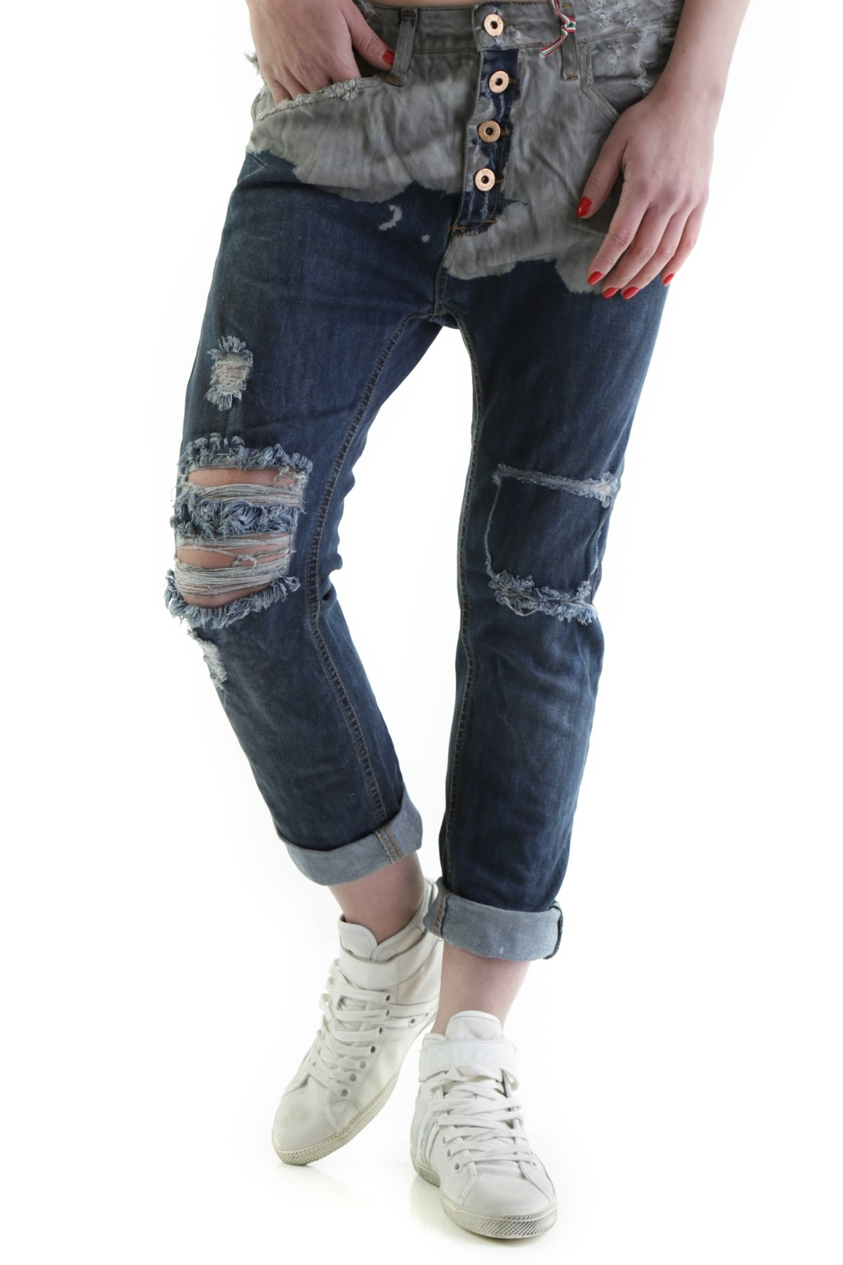 525Marchio: 525; Genere: Donna; Tipologia: Jeans;