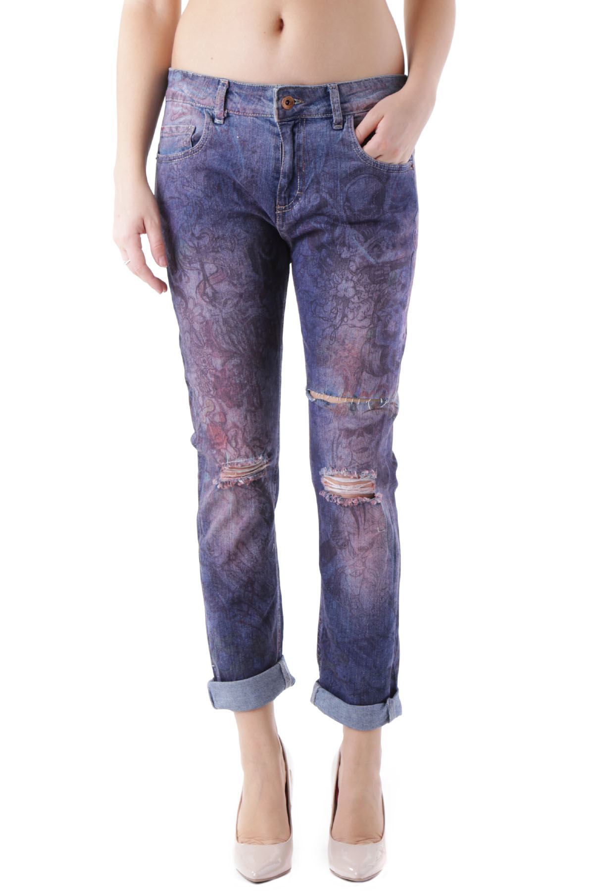 Marchio: 525; Genere: Donna; Tipologia: Jeans;