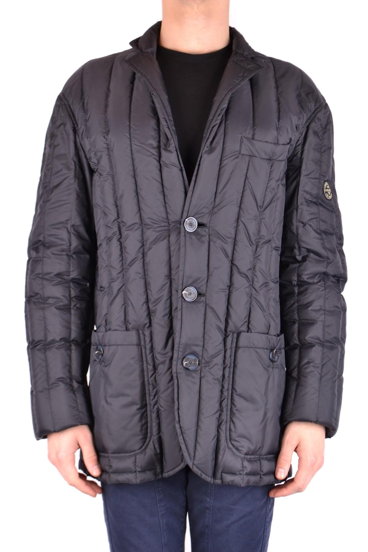 huge discount d8603 196fb Armani Jeans Giubbotto Uomo color nero | Pablimaca ...