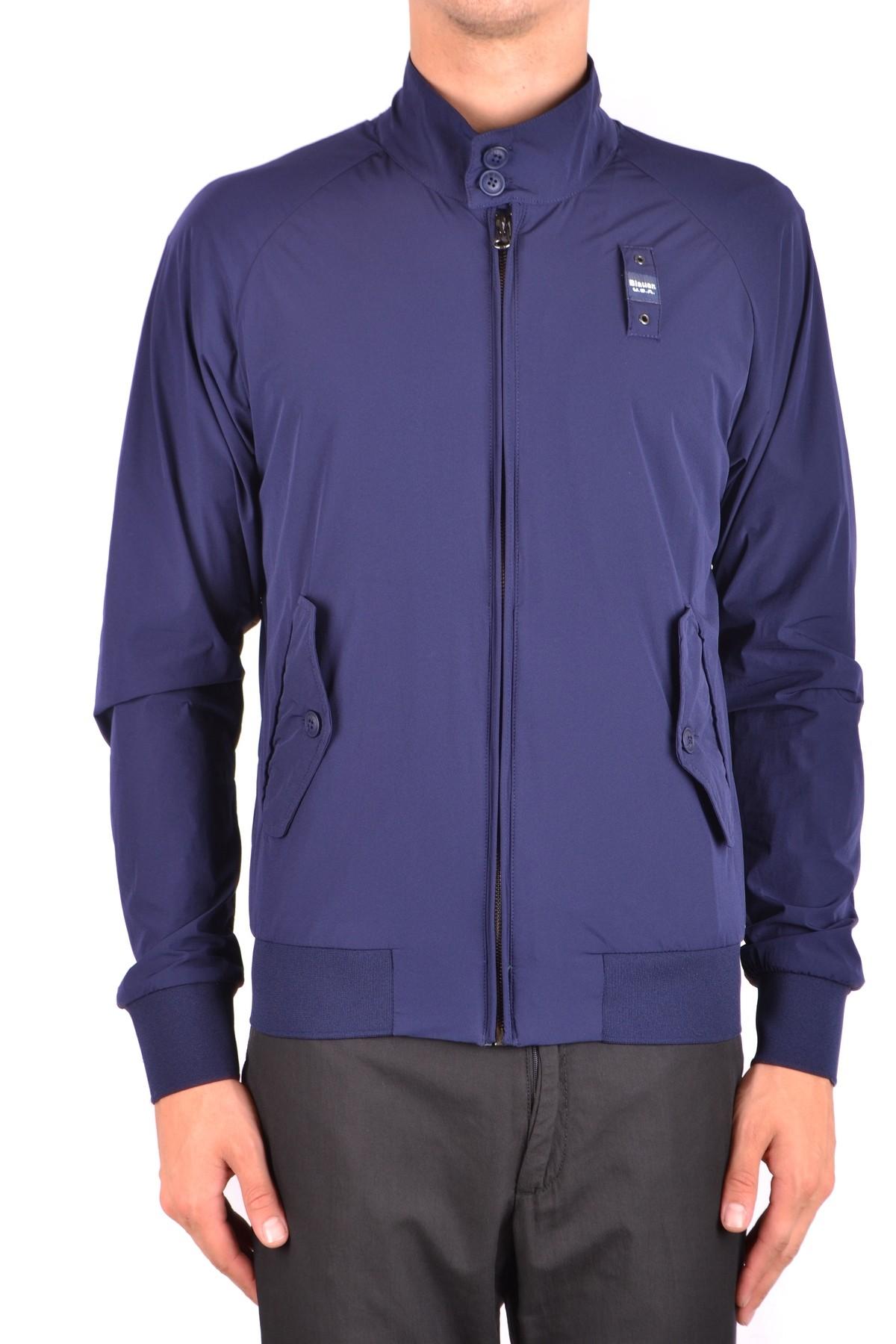 Blauer Man Coat