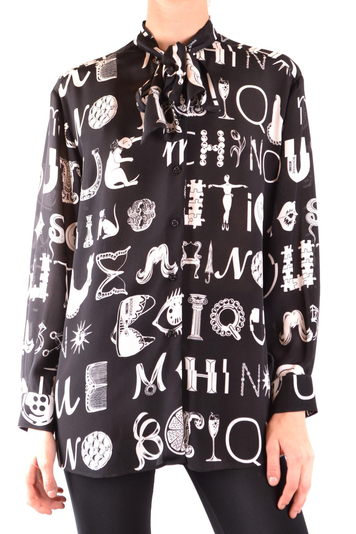 Marchio Boutique Moschino Genere Donna Tipologia Camicie Stagione Primavera…