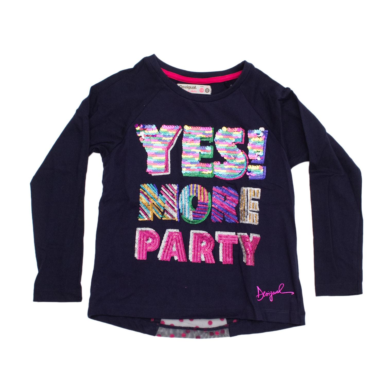 Marchio Desigual Genere Bambina Tipologia T-shirt Stagione Autunno/Inverno …