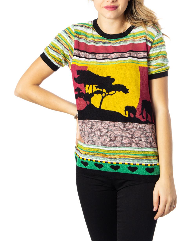Marchio Desigual Genere Bambina Tipologia T-shirt Stagione Primavera/Estate…