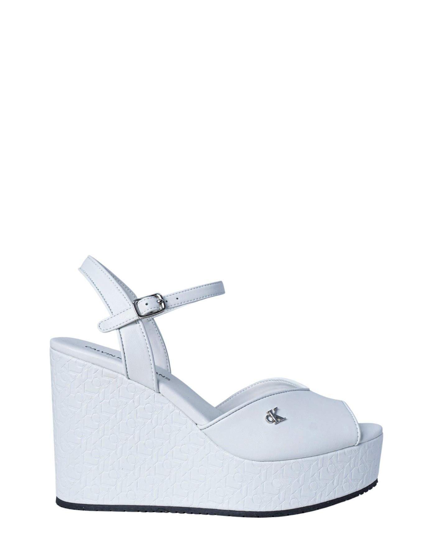 Marchio Calvin Klein Jeans Genere Donna Tipologia Sandali Stagione Primaver…