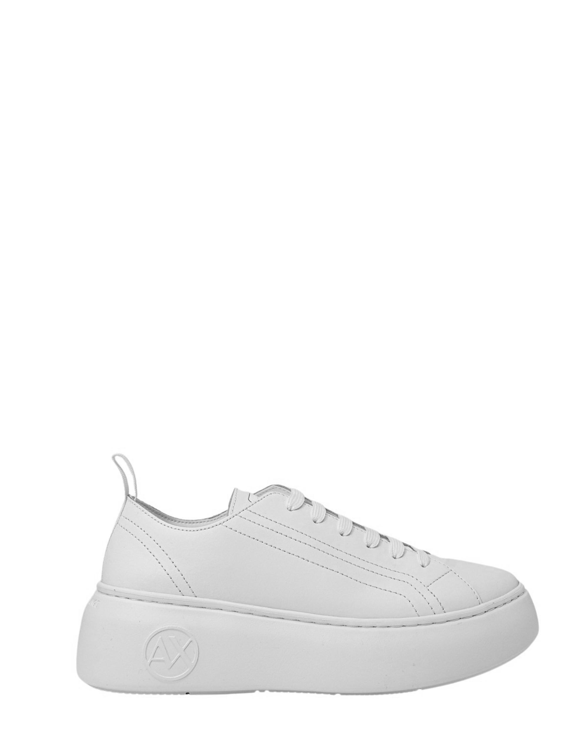 Marchio Armani Exchange Genere Donna Tipologia Sneakers Stagione Primavera/…