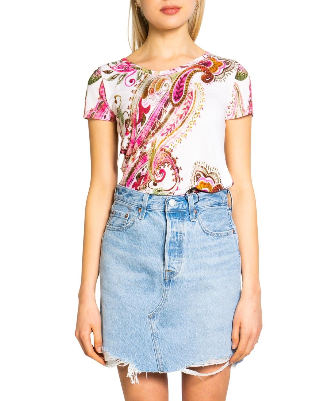 Marchio Desigual Genere Donna Tipologia T-shirt Stagione Primavera/Estate  …