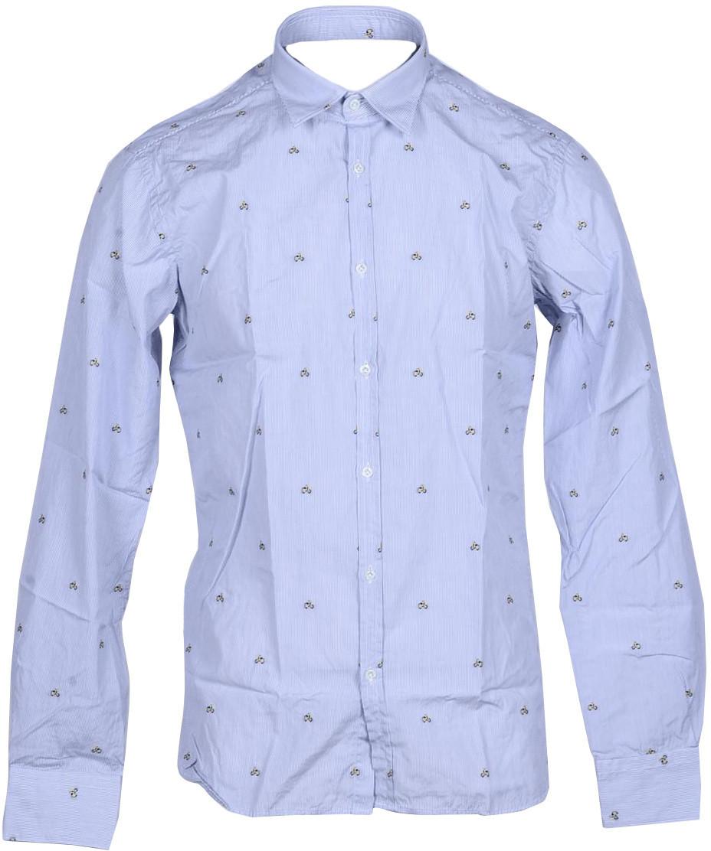 Marchio Aglini Genere Uomo Tipologia Camicie Stagione Autunno/Inverno  DETT…