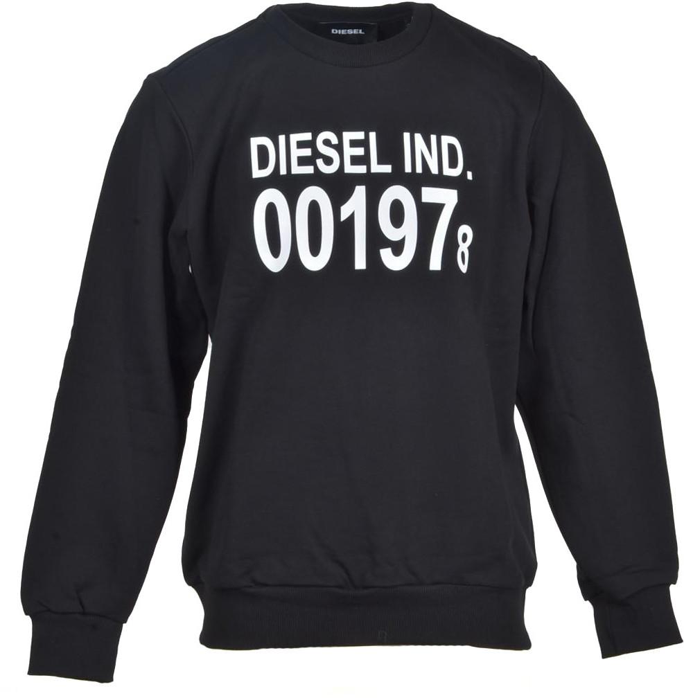 Marchio Diesel Genere Uomo Tipologia Felpe Stagione Primavera/Estate  DETTA…