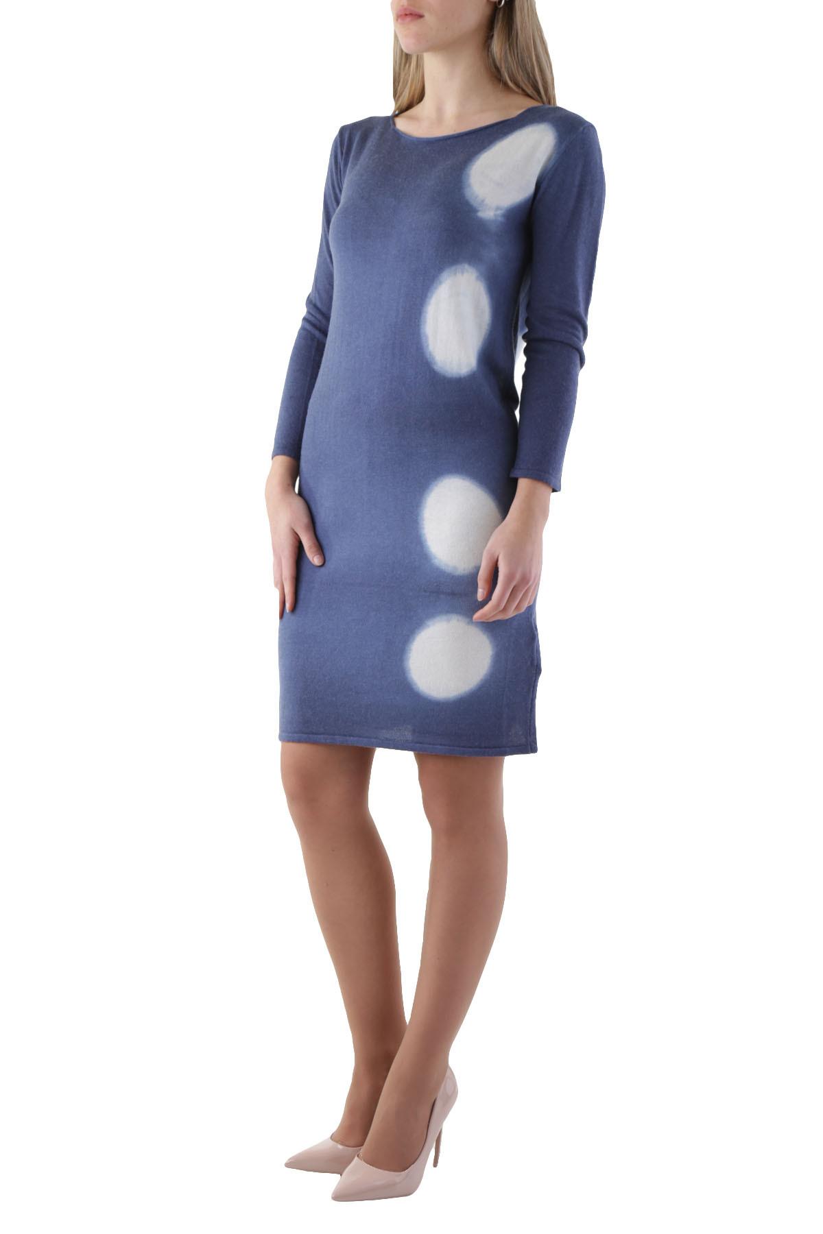9c242b03e1a0 GR 105026 Italy blu Cristina Gavioli Abito Donna - Sped. in 24 48 ore  lavorative