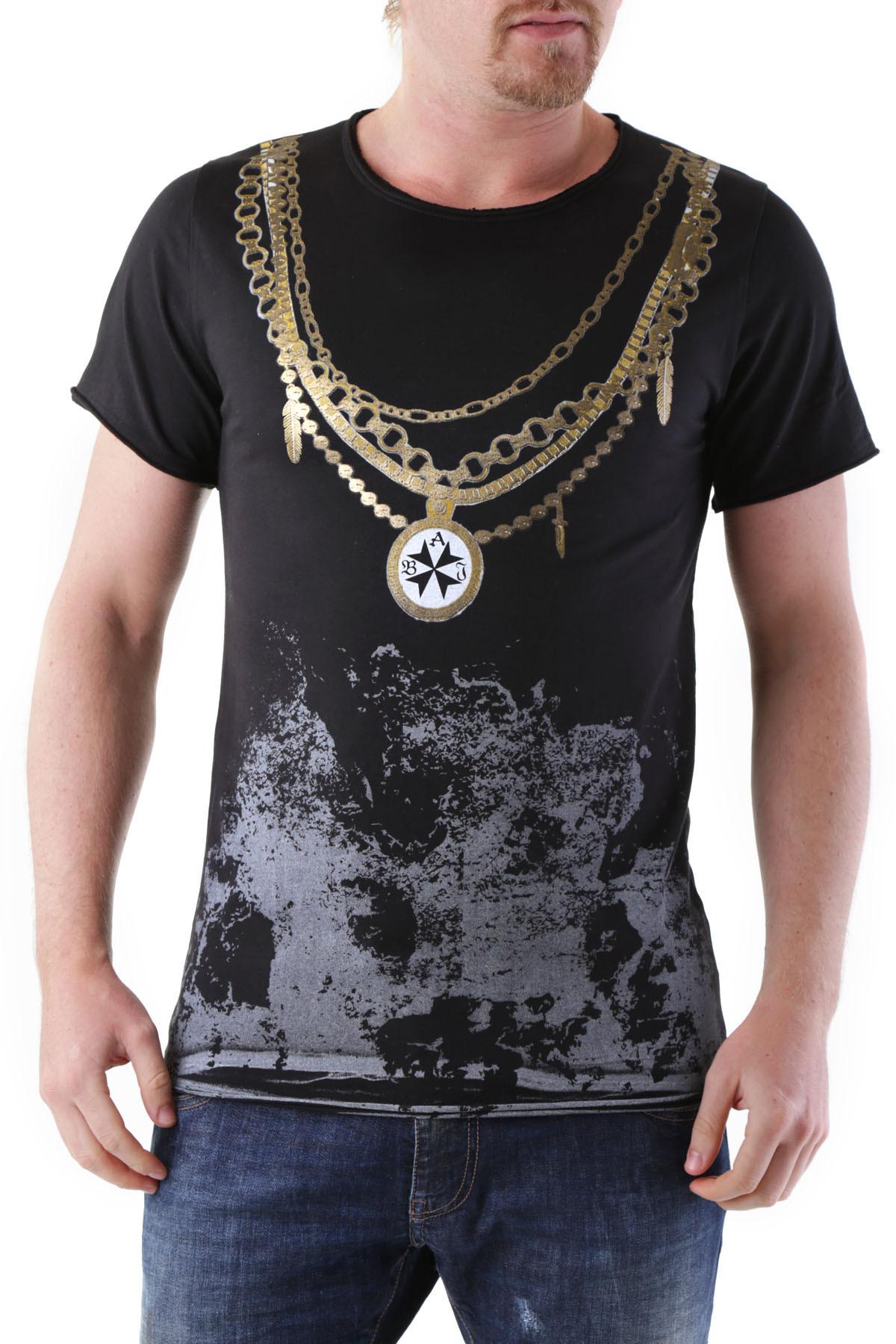 detailed look 9d518 d8e9d WH4-K0476 Absolut Joy T-Shirt Uomo Ingrosso Abbigliamento ...